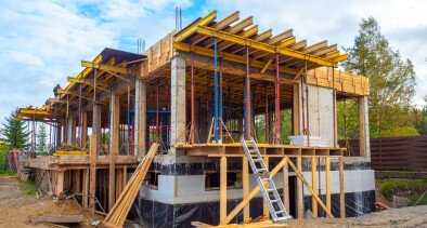 Как выбрать опалубку для строительства частного дома